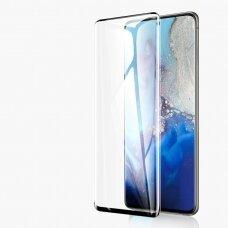 Tempered glass 5D Full Glue Samsung Note 10 Lite/N770/A81 curved black