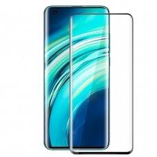 Tempered glass 5D Full Glue Xiaomi Mi 10/Mi 10 Pro/Mi 10 5G curved black