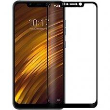 Tempered glass 5D Full Glue Xiaomi Mi 8 curved black