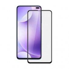 Tempered glass 5D Full Glue Xiaomi Redmi K30/Huawei P Smart 2021 curved black