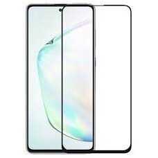 Tempered glass 5D Perfectionists Samsung Note 10 Lite/A81 curved black