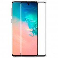 Tempered glass 9D Curved Full Glue Samsung G988 S20 Ultra/S11 Plus black