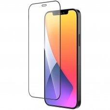 Tempered glass 9D Full Glue Apple iPhone 12 mini black