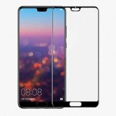 Tempered glass 9D Full Glue Huawei P20 Pro black