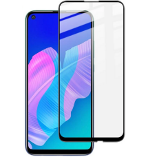 Tempered glass 9D Full Glue Huawei P40 Lite E/Y7 P black