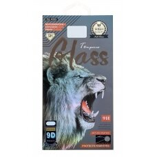 Tempered glass 9D Full Glue Huawei Y6P black