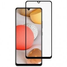 Tempered glass 9D Full Glue Samsung A125 A12 black