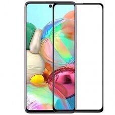Tempered glass 9D Full Glue Samsung S10 Lite/G770/A91 black