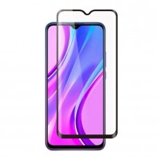 Tempered glass 9D Full Glue Xiaomi Mi A3 black