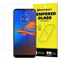 Tempered Glass 9H Screen Protector for Motorola Moto E6 Plus (packaging – envelope) (HUTL) (hutl)