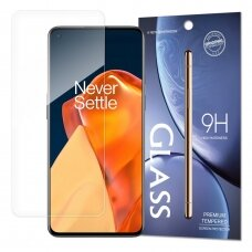 Tempered Glass 9H Screen Protector for OnePlus 9 (packaging – envelope)