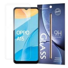 Tempered Glass 9H Screen Protector for Oppo A15 (packaging – envelope)