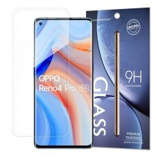 Tempered Glass 9H Screen Protector for Oppo Reno 4 (packaging – envelope)