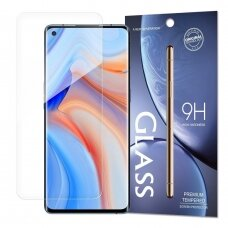 Tempered Glass 9H Screen Protector for Oppo Reno 4 Pro 5G (packaging – envelope)