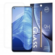 Tempered Glass 9H Screen Protector for Realme 7 (packaging – envelope)