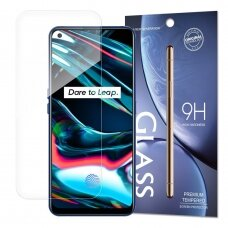 Tempered Glass 9H Screen Protector for Realme 7 Pro (packaging – envelope)