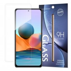 Tempered Glass 9H Screen Protector for Xiaomi Redmi K40 Pro+ / K40 Pro / K40 / Poco F3 (packaging – envelope)