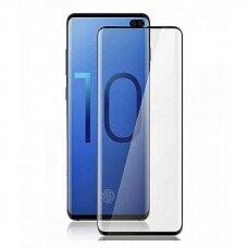 Tempered glass Adpo 3D case-friendly Samsung G970 S10e curved black