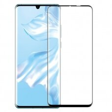 Tempered glass Adpo 3D Huawei P30 curved black