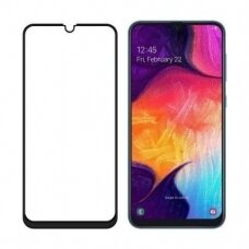 Tempered glass Adpo 3D Huawei P30 Lite curved black