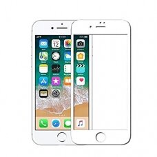 Tempered glass Adpo 3D iPhone 7 curved white