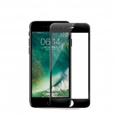 Tempered glass Adpo 3D iPhone 8 curved black