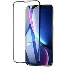 Tempered glass Adpo 3D iPhone XS Max/11 Pro Max curved black