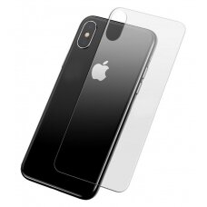 Tempered glass for back cover Apple iPhone X
