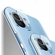 Tempered glass for camera Xiaomi Mi 11 (3D) full cover