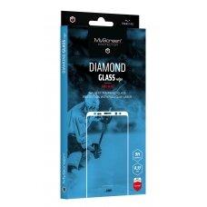 Tempered glass MyScreen Diamond Edge Full Glue Samsung A20s black