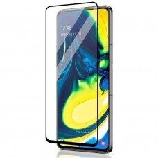 Tempered glass MyScreen Diamond Edge Full Glue Samsung N770 Note 10 Lite/A81 black