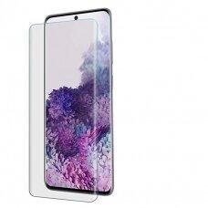 Tempered glass Nano Optics 5D UV Glue Samsung G986 S20 Plus/S11 curved transparent