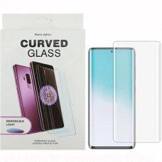 Tempered glass Nano Optics 5D UV Glue Samsung Note 20 Ultra curved transparent