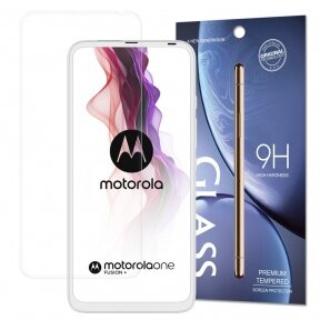 Tempered Glass 9H Screen Protector for Motorola One Fusion+ (Fusion Plus) (packaging – envelope)