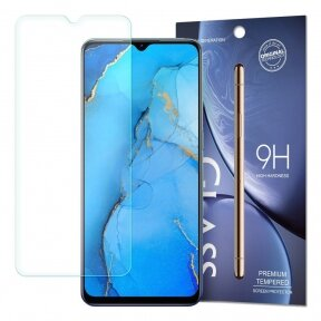 Tempered Glass 9H Screen Protector for Oppo Reno3 (packaging – envelope)