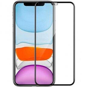 Kaitseklaas MyScreen Lite Edge Full Glue Apple iPhone XS Max/11 Pro Max Must