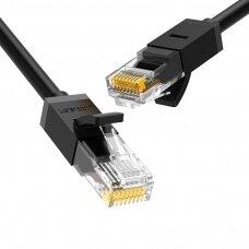 Ugreen Ethernet patchcord cable RJ45 Cat 6 UTP 1000Mbps 5m black (20162)
