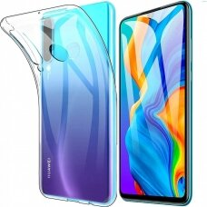 Ultra Clear 0.5mm Case Gel TPU Cover for Huawei P30 Lite transparent (ijg49) (HUP30LT)