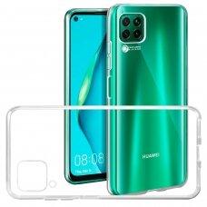Ultra Clear 0.5mm Case Gel TPU Cover for Huawei P40 Lite E transparent (HWP40LT)