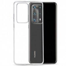Ultra Clear 0.5mm Case Gel TPU Cover for Huawei P40 Pro transparent (HW40PR)