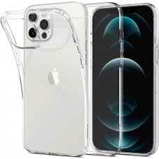 Ultra Clear 0.5mm Case Gel TPU Cover for iPhone 12 Pro Max transparent