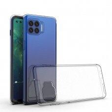 Ultra Clear 0.5mm Case Gel TPU Cover for Motorola Moto G 5G Plus transparent
