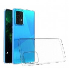 Ultra Clear 0.5mm Case Gel TPU Cover for Oppo Reno 5 5G / Reno 5 4G transparent
