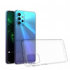 Ultra Clear 0.5mm Case Gel TPU Cover for Samsung Galaxy A32 5G transparent