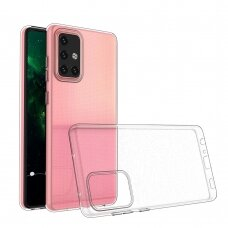 Ultra Clear 0.5mm Case Gel TPU Cover for Samsung Galaxy A72 4G transparent