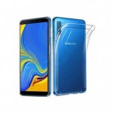 Ultra Slim case 0,3mm Samsung A750 A7 2018 transparent