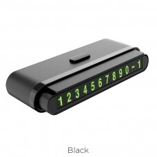 Universal car phone holder Hoco CPH19 black