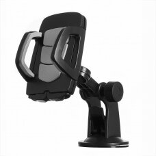 Universal Car Windshield Phone Mount Holder black (HUTL) (hutl)
