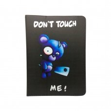 """Universal l case for tablet Don't touch me 9-10"""""""