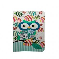 """Universal l case for tablet Green Owl 9-10"""""""